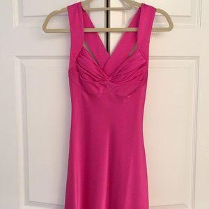 Calvin Klein pink gown size 2!